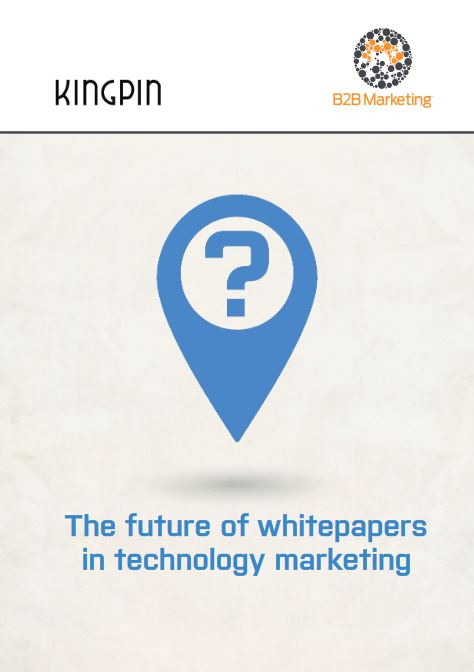 The Future of Whitepapers in Technology Marketing