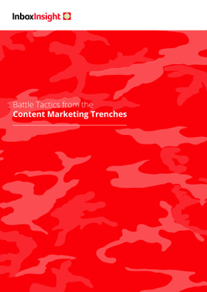 Battle Tactics from the Content Marketing Trenches
