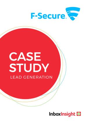 Inbox Insight F-Secure Case Study