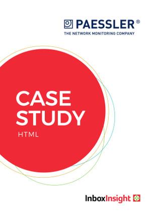 Paessler Case Study