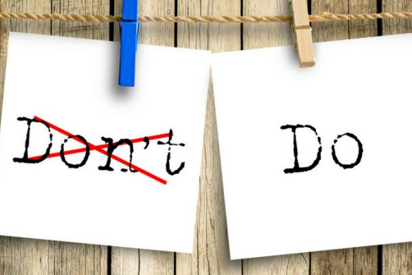 The Do's and Don'ts of Subject Lines