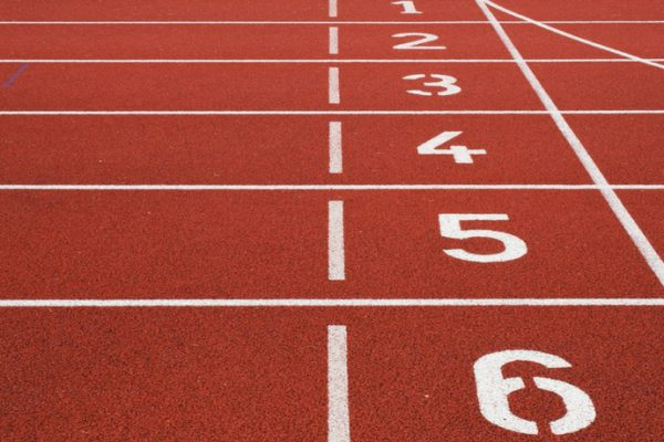 The 4x400m Content Creation Relay