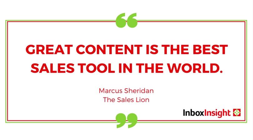 9 b2b marketing quotes we love inbox insight