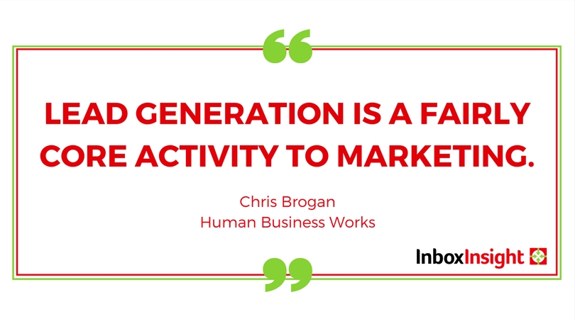 10 Lead Generation Quotes We Can't Get Enough Of