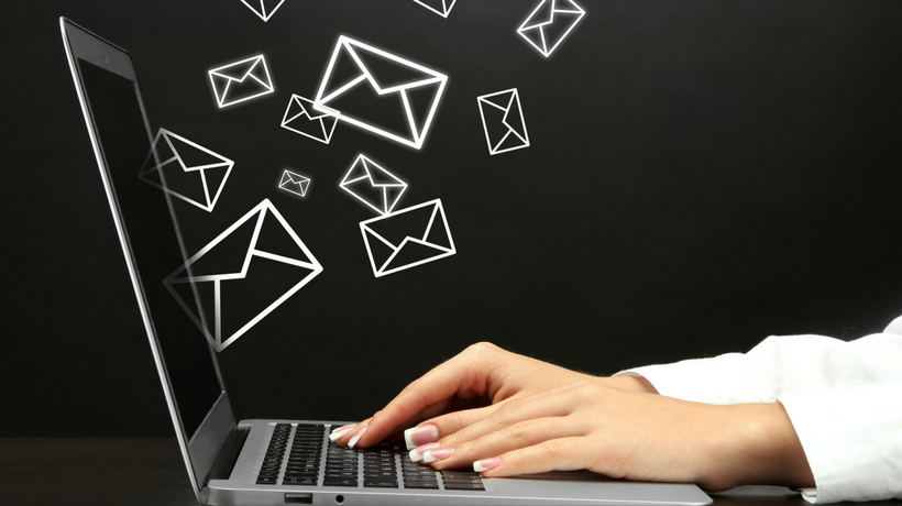 Why is email best for content syndication