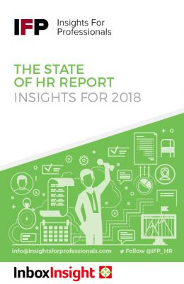 The State of HR Report – Insights for 2018