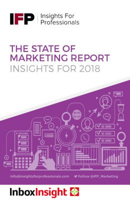The State of Marketing Report – Insights for 2018