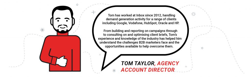 Tom Taylor Agency Account Director