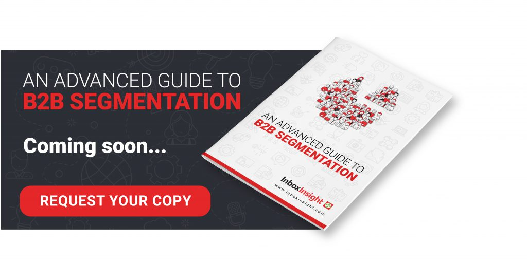 A Guide to B2B Segmentation