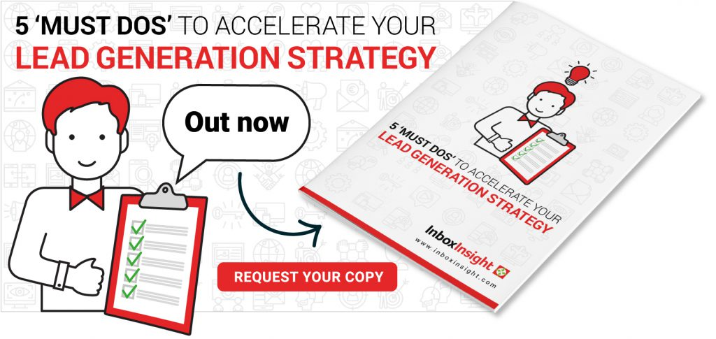 Lead Generation Strategy for B2B digital marketing