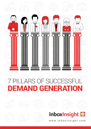 7 Pillars of Successful Demand Generation