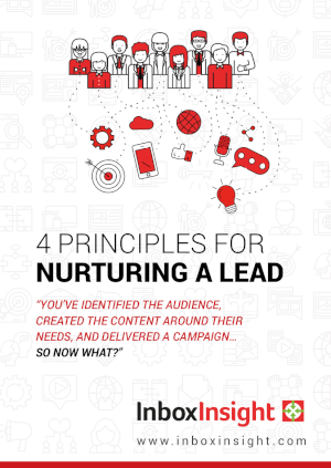 4 Principles for Nurturing a Lead