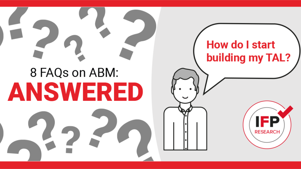 8 FAQs on ABM: ANSWERED