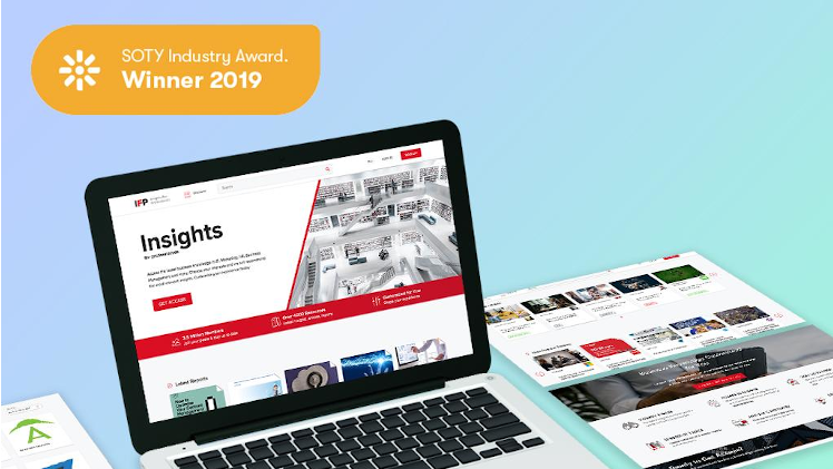 Kentico Site of the Year Award 2019