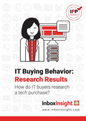 IT Buying Behaviour: Research Results