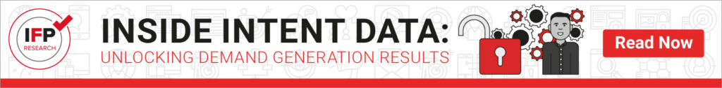 Inside Intent Data: Unlocking Demand Generation Results