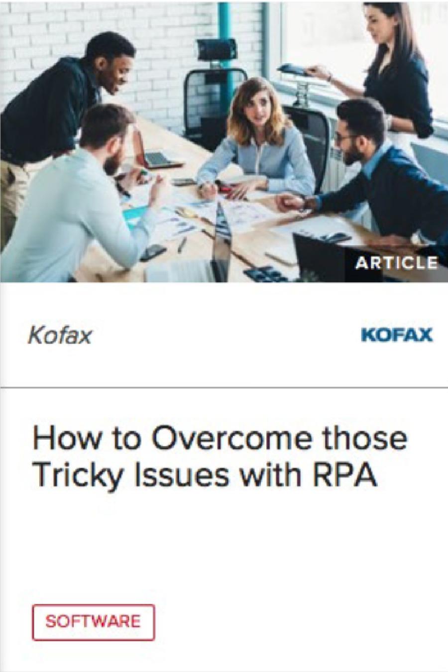 Kofax IFP
