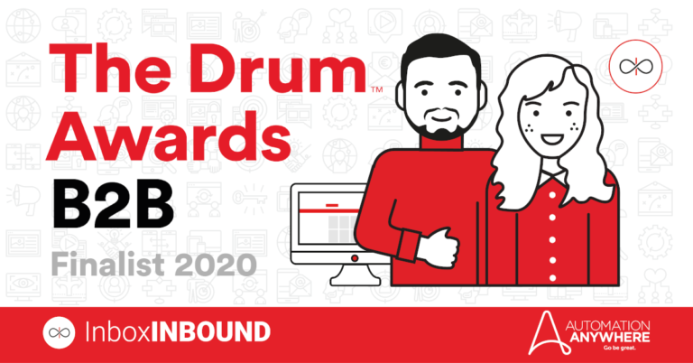 The Drum Awards B2B Nomination