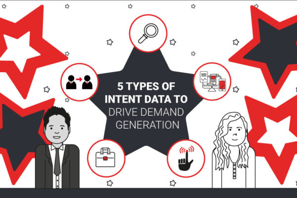 5 Types of Intent Data to Drive Demand Generation