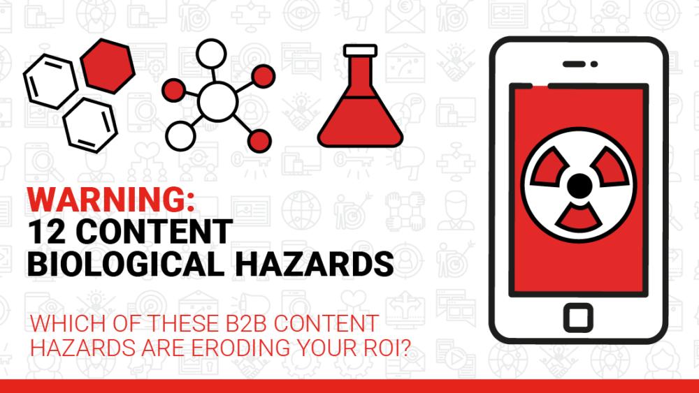 B2B Content Hazards