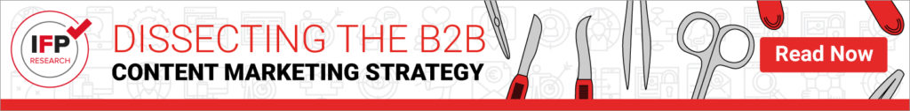 Content marketing strategy whitepaper banner