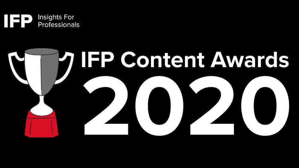 Content Award Winners 2020