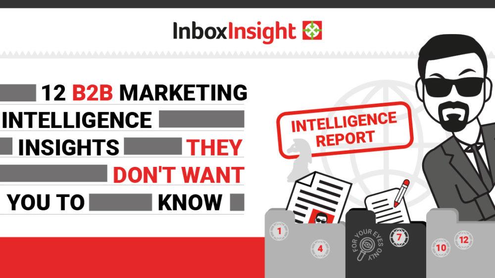 12 B2B Intelligence Insights