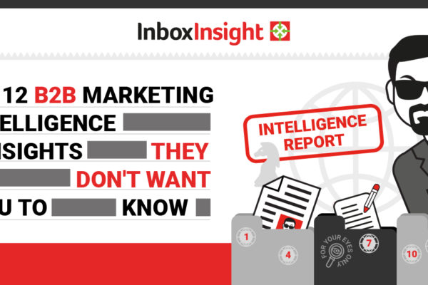12 B2B Insights THEY Don't Want you to Know