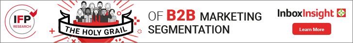 The Holy Grail of B2B Marketing Segmentation banner 728x90